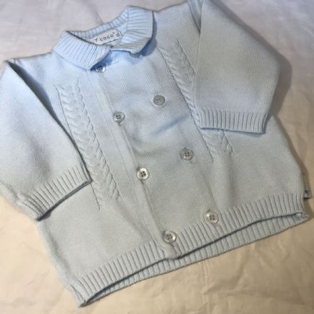 3-6 Month Traditional Cardigan